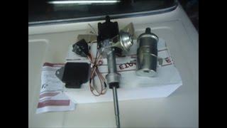 Как установить БСЗ вместо контактной системы зажигания Ваз