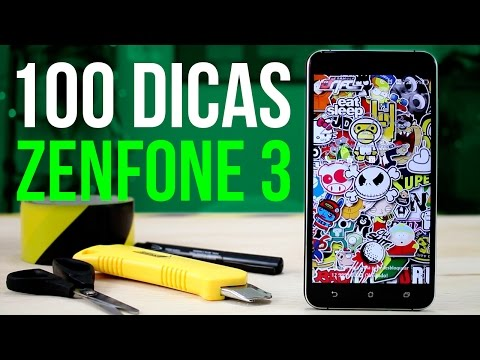 100 DICAS ZENFONE 3 ANDROID 7.0 | 02 PERSONALIZAÇÃO