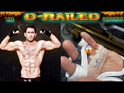MMA FIGHTER Khetag