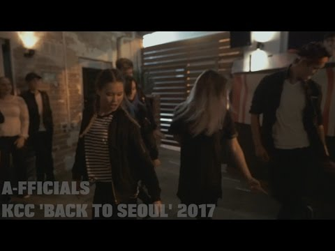 KCC 'Back to Seoul' 2017 - A-FFICIALS Performance