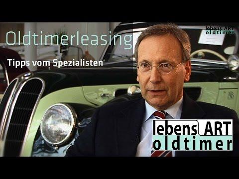 Oldtimer Leasing - Tipps vom Spezialisten