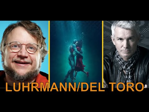 Baz Luhrmann interviews Guillermo Del Toro: The Shape of Water