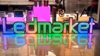 Pixel LED Tabela - Led market Brüksel