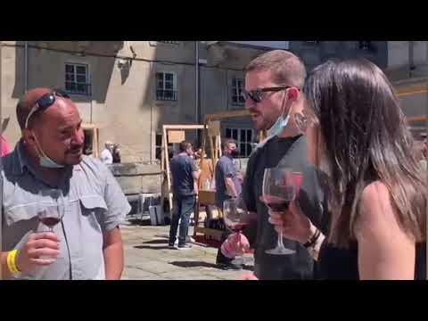 Lugo disfruta del vino con Lucus in Vino Veritas