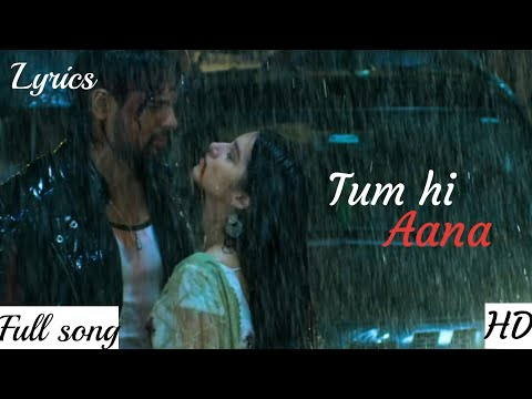 tum-hi-aana-(marjaavan)-full-video-song---mp3-jubin-nautiyal-with-lyrics