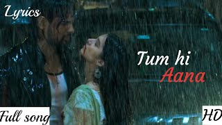 Tum hi aana (Marjaavan) Full video song - mp3 jubin nautiyal with lyrics.mp3