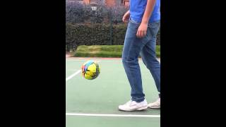 Manejo de balón de Juan Camilo Medina