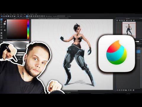 MEDIBANG! - MediBang Paint Pro