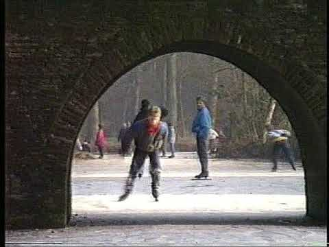 IJspret bij Oude Hof - 1987 - Paul Pesie
