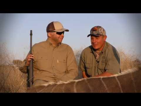 Cruiser Safaris - Joel Tavera Kudu Hunt