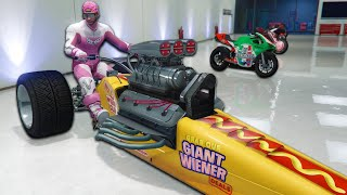I Found The Perfect Motorcycle - GTA Online DLC