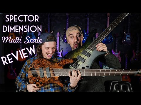 First Look - Spector Dimension MULTI-SCALE Review