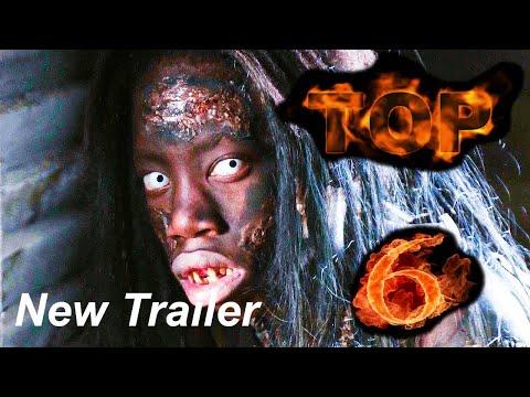 ТОП 6: Сборник ужасов 18+ видео трейлеров февраль - март (2020)