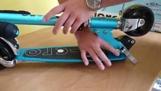 Koloběžka Micro Rocket Blue