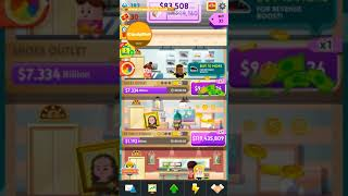 Cash Inc Ep 6 Money Game Play Simulation Boosters iCandyRich