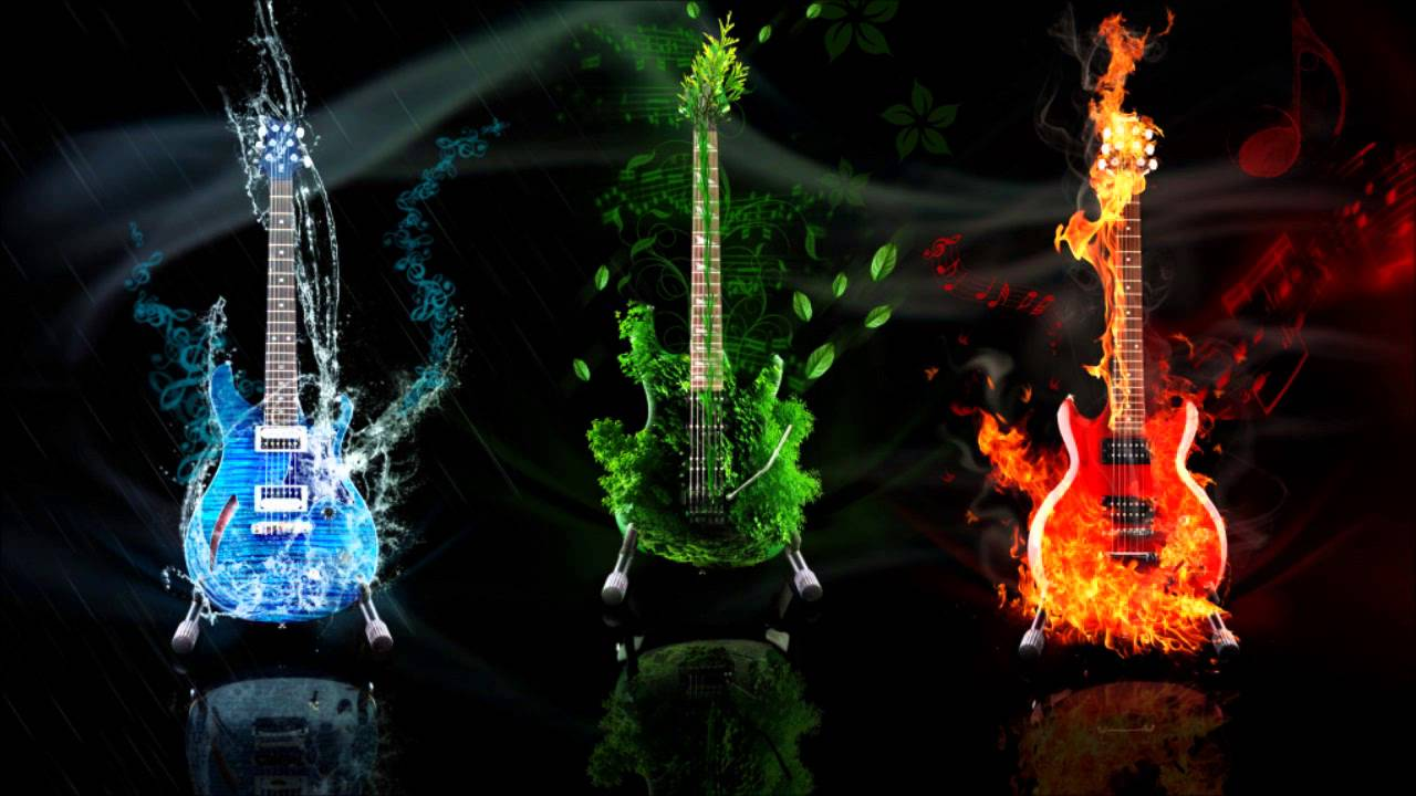 Amazing Music Wallpapers: Melodic Instrumental Rock / Metal Arrangements #115