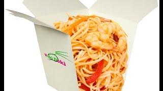 Китайская еда в коробочках Woki Doki франчайзинг - бизнес идея