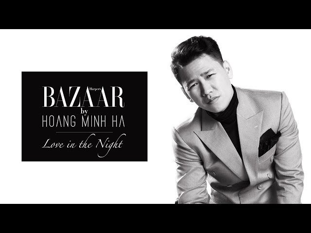 HARPER'S BAZAAR BY HOANG MINH HA | VIETNAM INTERNATIONAL FASHION WEEK SPRING SUMMER 2018