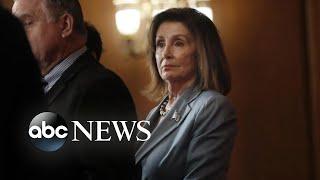 Nancy Pelosi hints at impeachment amid Trump whistleblower flap