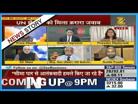 Indias diplomatic win over Pakistan with SAARC, Indus water treaty, and UNGA success, Part-III