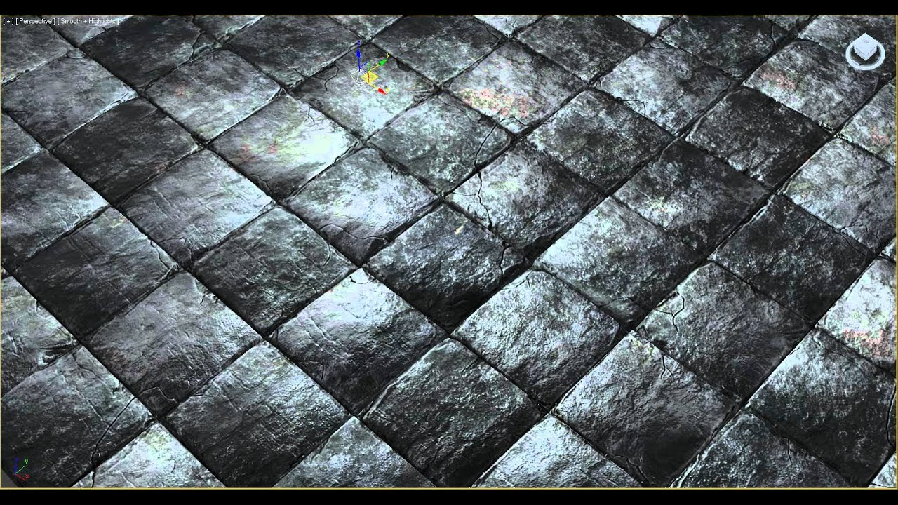 Catacombs Floor Tiling Texture - YouTube