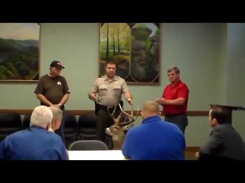 IDNR Recognizes Union County for Role in High-Profile Poaching Case
