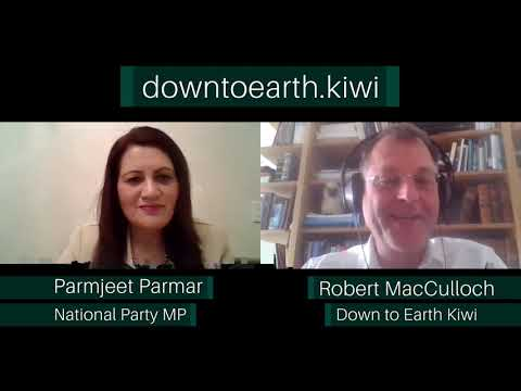 A Hidden Gem: MP and Scientist, Parmjeet Parmar, interviewed by DownToEarth.Kiwi
