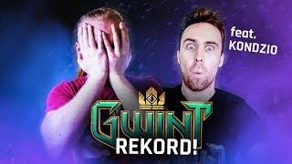 Gwint - Rekord na najnowszej wersji z Kondzio Player