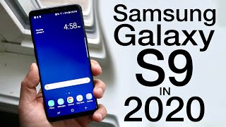 Samsung Galaxy S9 In 2020! (Still Worth It?) (Review)