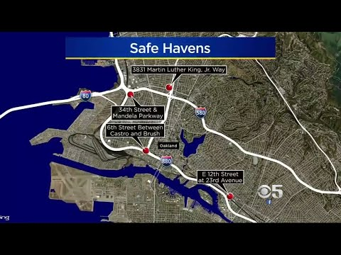 Oakland To Create Safe Havens For The Homeless