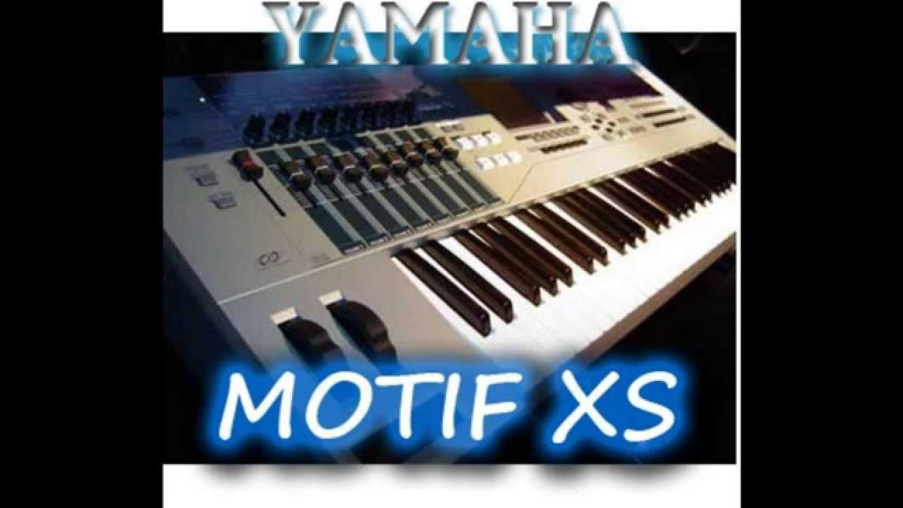 Yamaha Motif Sound Pack