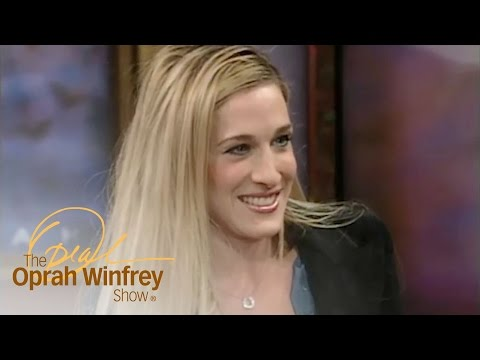 The One Obsession Sarah Jessica Parker Shares with Carrie Bradshaw | The Oprah Winfrey Show l OWN