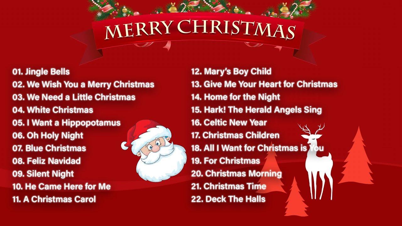 Christmas Music Youtube Playlist 2021 Best Christmas Songs Playlist Christmas Music 2021 Top Christmas Songs Mix Youtube