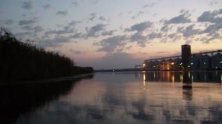 Рыбалка в Новой Одессе, 26 июля 2015(Была жаркая погода, орды комаров мешали ловить, да и зубатая капризничала. Но в целом разведка удалась., 2015-07-28T11:52:05.000Z)