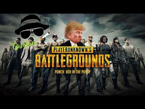 Playerunknown S Battlegrounds Losing Fist Fights With Girls Youtube