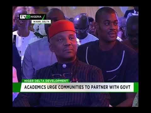Niger Delta Devt: Academics urge communities to partner with govt