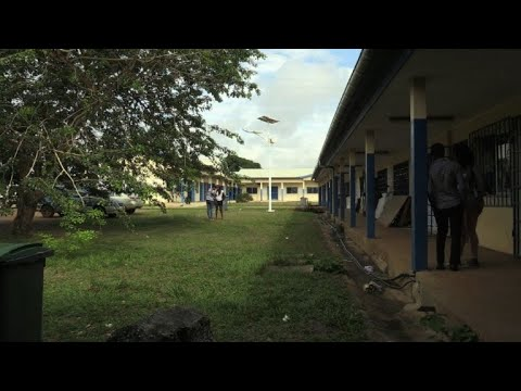 AFP news agency: Gabon students angry at sex-for-grades pressure