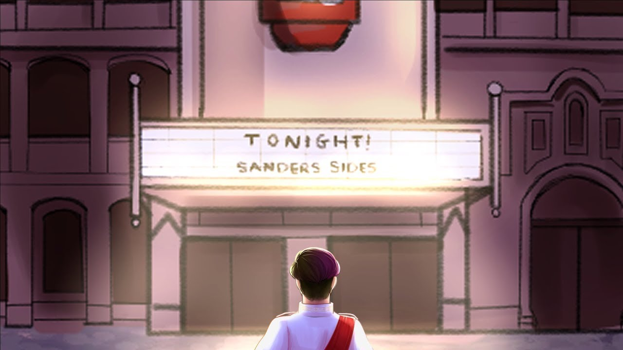 Waiting in the Wings (Sanders Sides Animatic)