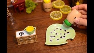 Miniature toys & StopMotion Cooking & ASMR mashup2018.5