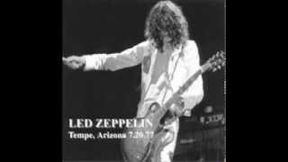 09. Achilles Last Stand - Led Zeppelin 1977-07-20 - Live at Tempe