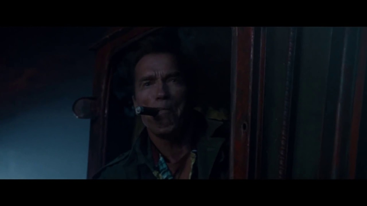 Arnold Schwarzenegger: I'M BACK! - YouTube