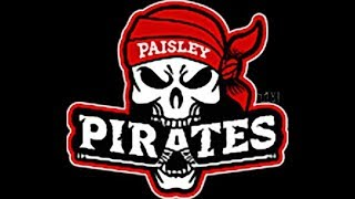 Paisley Pirates V Kilmarnock Thunder