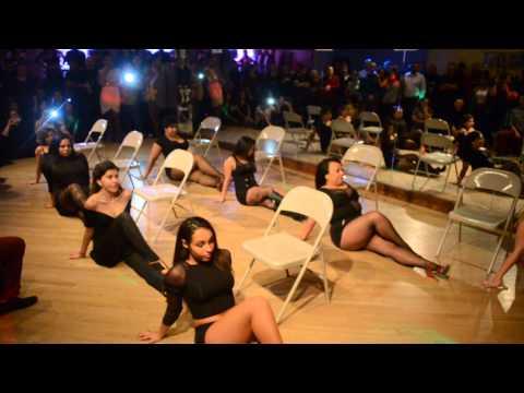 SEXY CHAIR DANCING PERFORMANCE- Lorenz Latin Dance Studio