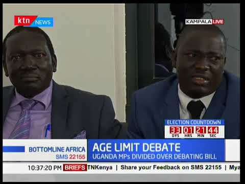 Bottomline Africa: Storm in Uganda over presidential age limit debate