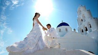 Свадебные туры в Грецию - организация свадеб за границей. Wedding Melody