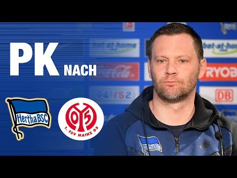 PK NACH MAINZ - SCHWARZ DARDAI - Hertha BSC - Berlin - 2018 #hahohe