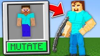 Minecraft, But You Cąn Mutate...