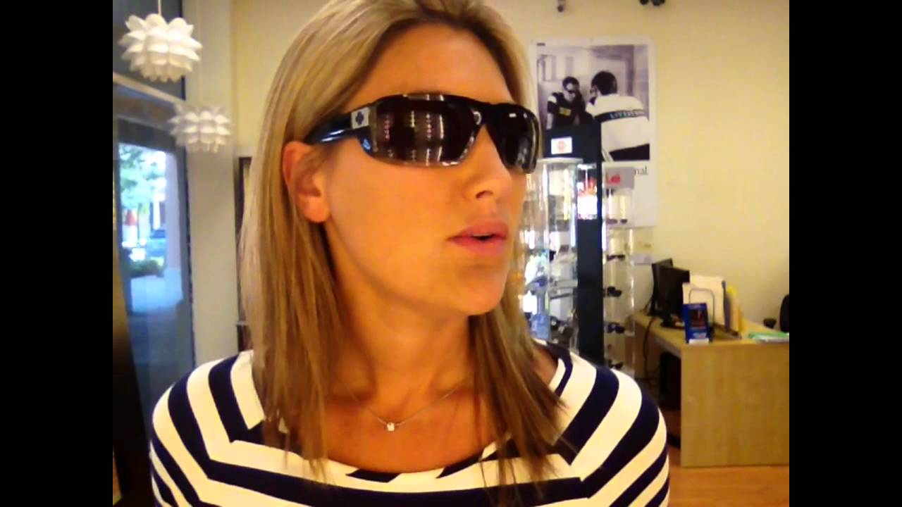 84fe9cf9f4 Spy McCoy Sunglasses Review - YouTube
