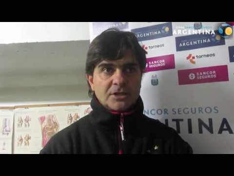 Rubén Darío Forestello - DT de Patronato