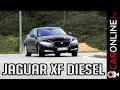 Jaguar XF 2015 Diesel Review Portugal
